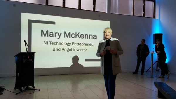 Mary McKenna, Irish entrepreneur and angel investor